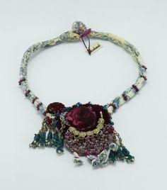 By Serpil Kapar .... Talisman, shaman, Necklace, Jewelry, Handywork, Mental, Mystic,