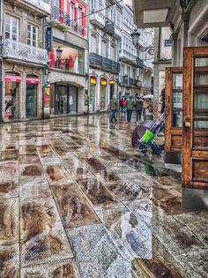 Rainy day  by Uxío (Spain)
