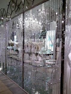 Feng shui Good Fortune crystal hanging curtain 15 pieces ( 3 to 4 feet wide) - Feng shui Good Fortune crystal hanging curtain 15 pieces 3 Crystal Curtains, Beaded Curtains, Door Curtains, Hanging Curtains, Fancy Curtains, Glitter Curtains, Feng Shui, Balloon Arch Diy, Living Room Decor