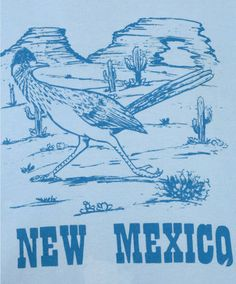Vintage Graphic, Vintage Tees, New Mexico, Illustrations Posters, Graphic Tees, Movie Posters, Art, Art Background, Film Poster
