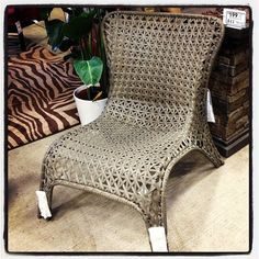 I Love This Patio Chair From Lowe S And It Only 65