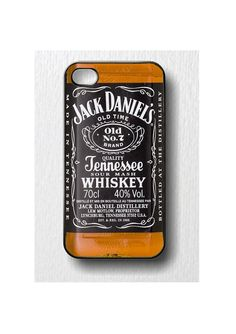 JACK DANIELS IPHONE 5 WHITE IPHONE CASE TENNESSEE