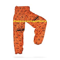 Free Shipping Harem Pants Ethnic Indian Salwar by Jaipurartgallery