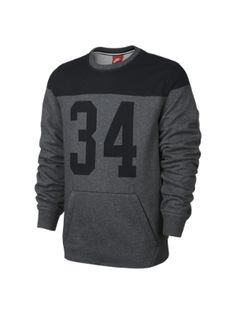 12290f3896e Nike Bo Jackson Crew Sweatshirt