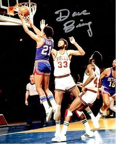 Dave Bing Autographed 8x10 Detroit Pistons Photo Authentic Signed NBA  Basketball Photos   Check out the c198a0f6c
