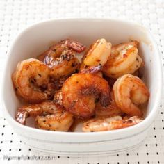 Caramelized Shrimp #Recipe