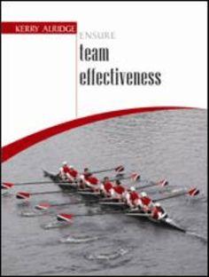 Ensure Team Effectiveness (Soft skills)