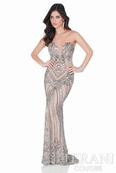 Terani Pageant 1621GL1888 Terani Pageant Collection - Effie's Boutique Brooklyn NY