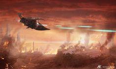 Capital on fire by adamkuczek on deviantART