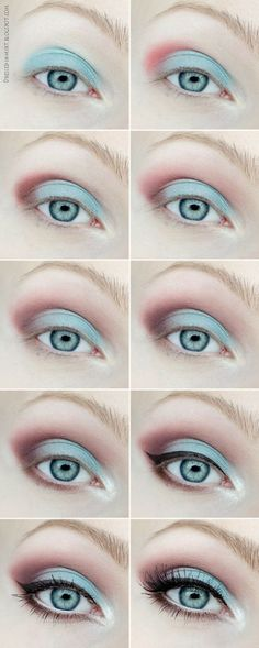 Serenity-esque aka How do I wear light blue? [inspiration albums - part 2 in comments] - Album on Imgur