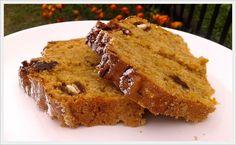 Mała kuchareczka: Ciasto z dynią i figami Malaga, Banana Bread, French Toast, Breakfast, Food, Morning Coffee, Essen, Meals, Yemek