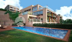 Brand-new, luxury apartment for sale in Maresme, located in an upscale residential neighbourhood in Alella