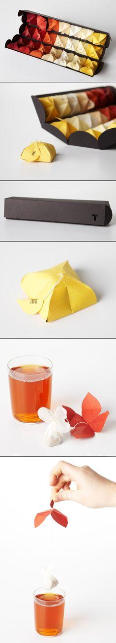 Origami packaging!