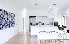 Huset har en god lyd Arkitekt: Elkiær & Ebbeskov, Lotte Elkiær Fotograf: Martin Dyrløv