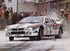 Lancia Rally 037 - Monte 1985