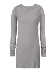 Jersey Solid colour Collar with draped neckline Long sleeves Lined interior Jersey.