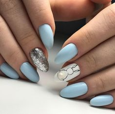 Маникюр | Дизайн ногтей cute summer nail art design