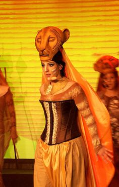 My Lion King Costume for our Musical-Show.^ The Lion King Costume, Musical Lion King Play, Lion King Show, Nala Lion King, Broadway Costumes, Theatre Costumes, Diy Costumes, Costume Ideas, Lioness Costume, Lion King Costume