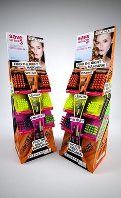 Rimmel Scandaleyes Launch on Behance www.mpdacrylics.com