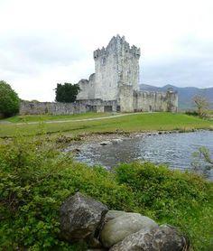 Killarney National Park - Ross Castle