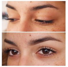 Before&After!! HOW I DO MY BROWS (SOAP BROWS/HOLLYWOOD BROWS): 1. Dip spoolie in a glass of water then rub on a clear soap bar until it it fully covered in soap. (Don't get it too wet with water)  2. Brush out eyebrows to desired shape.  3. Pat down eyebrow hairs with finger tips.  4. Brush them out one more time!  5. Fill in the bottom line and desired empty spots LIGHTLY using a brow gel/brow pencil/brow powder which ever you prefer. ✨Tip: Using soap is a great clear brow gel substitute…
