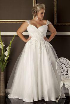 cool Plus Size Wedding Dress Shops