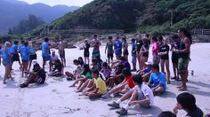 Highlights from #HongKong's professional #surf school & camp