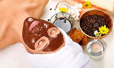 Why not relax with a dark chocolate face mask? Studies show that the flavonoids in dark chocolate absorb UV light, help protect and increase blood flow to the skin and improve your skins hydration and complexion ! Click here to read more about the benefits of dark chocolate face masks and get your own recipe to make one at the comfort of your own home! http://health.howstuffworks.com/skin-care/cleansing/products/are-chocolate-face-masks-bad-for-your-skin-.htm