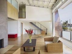 Garage Door  EYRC Architects — Work — The Mews