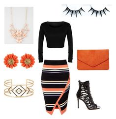 """""""Sexy casual"""" by breana-m-jackson-rose on Polyvore featuring Ted Baker, Dorothy Perkins, Stella & Dot and Full Tilt"""