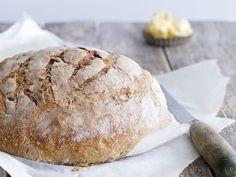 Grovt landbrød Camembert Cheese, Food And Drink, Keyboard Shortcuts, Brot