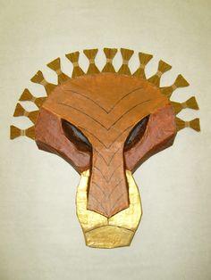 Lion King Masks