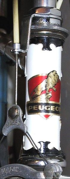 '67 PX-10 Classic Road Bike, Classic Bikes, Peugeot Bike, Touring Bicycles, Cycling Art, Fixed Gear, Bike Stuff, Vintage Bicycles, Badge