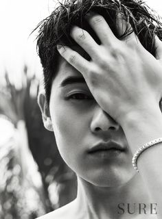 Dong Jun - Sure Magazine July Issue '16