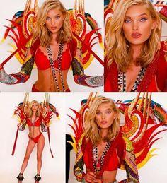 CONFIRMED: Elsa got the Swarovski Outfit! Congrats @HoskElsa ❤ It really has the Chinese vibe , kinda reminds me of outfit with dragon Elsa wore last year. Elsa looks beautiful in it , this outfit is perfect for her. Any thoughts about it? ♥ • • • #victoriassecret  #laisribeiro  #izabelgoulart #alessandraambrosio #heidiklum #elsahosk #mirandakerr #candiceswanepoel #giselebundchen #lilyaldridge #jasminetookes #fantasybra #vsfashionshow #wings #angels #adrianalima #sarasampaio #marthahunt…