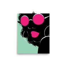 Summertime - Unframed Photo Paper Poster