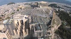 This video was taken with my DJI phantom 2 vision plus. I thought it would give a new perspective on this historical area. This is only my video I have m. Dji Phantom 2 Vision, Acropolis, Athens Greece, New Perspective, Best Songs, Travel Guide, Paris Skyline, City Photo, Tourism