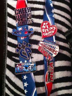 Cheer Athletics Pins