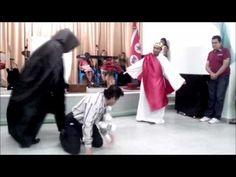 """Drama Cristiano """"Pastor tu no estas solo"""" Iglesia de Dios de la profecía - YouTube"""