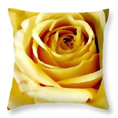 A personal favorite from my Etsy shop https://www.etsy.com/listing/540762926/throw-pillow-yellow-rose-flower-fine-art
