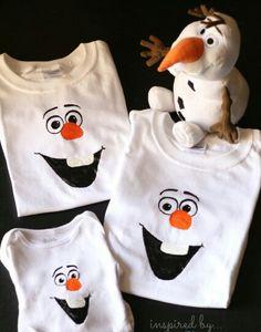 Olaf shirt