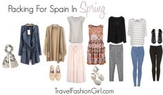 What to Pack for Spain Vacations - A Seasonal Guide