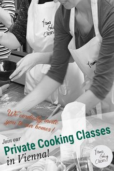 Join a private cooking class in Vienna - Viennese hobby chefs cordially invite you to their home! Hobbies For Couples, Fun Hobbies, Hobby World, Older Men, Upcoming Events, Cooking Classes, Getting To Know, Invitations, Invite