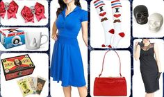 Retro Clothing, Mod Clothes, Shoes, Handbags plasticland.com