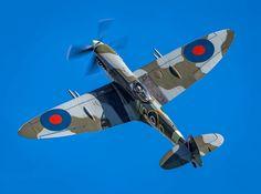 Supermarine Spitfire LF Mk. XVIe RW386 photo Jorgen Nilsson