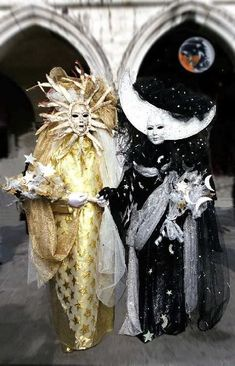 Backwards and different. But hmm. Venetian Costumes, Venice Carnival Costumes, Venetian Carnival Masks, Carnival Of Venice, Venetian Masquerade, Masquerade Ball, Venice Carnivale, Masquerade Costumes, Mardi Gras