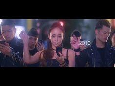 【最新CM】NTTdocomo×安室奈美恵 docomo 25th anniversary ♪How do you feel now? 2017/11/14 - YouTube