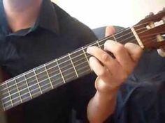 Dust in the wind Version Guitarra Clasica por Oswaldo Jose Martinez