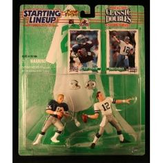TROY AIKMAN / DALLAS COWBOYS & ROGER STAUBACH / DALLAS COWBOYS 1997 NFL Classic Doubles * Winning Pairs * Starting Lineup Action Figures & Exclusive Collector Trading Cards (Toy)  http://ruskinmls.com/pinterestamz.php?p=B000CS987Q  B000CS987Q