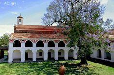 Cordoba. Estancia Jesuitica Jesus Maria. Argentina